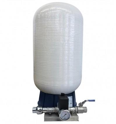 Kit surpresseur C2 Lite 200/300L pour pompe monophasé/triphasé