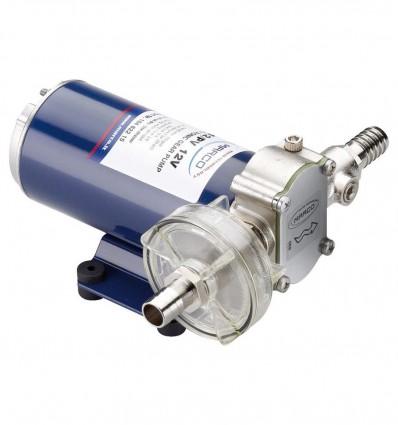 Pompe auto-amorçante eau claire - UP12-PV 12-24V