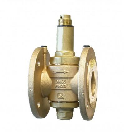 Réducteur de pression réglable à brides DN50-DN65