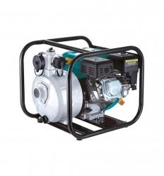 Motopompe lutte incendie lavage haute pression moteur OHV 6.5 CV pression 8 bars