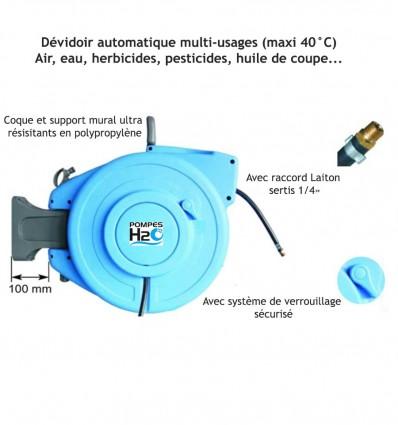 Enrouleur automatique multi-usages - AutoReel Pro 20 m