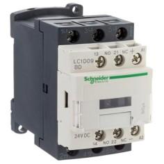 Contacteur puissance Schneider LC1D09-12-18