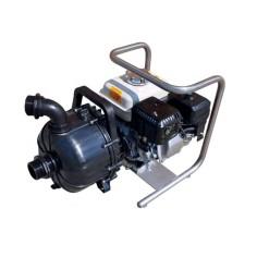 Motopompe pour liquides agressifs, eau de mer - PLASTIK-80