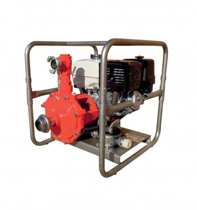 Motopompe haute pression incendie 13 CV