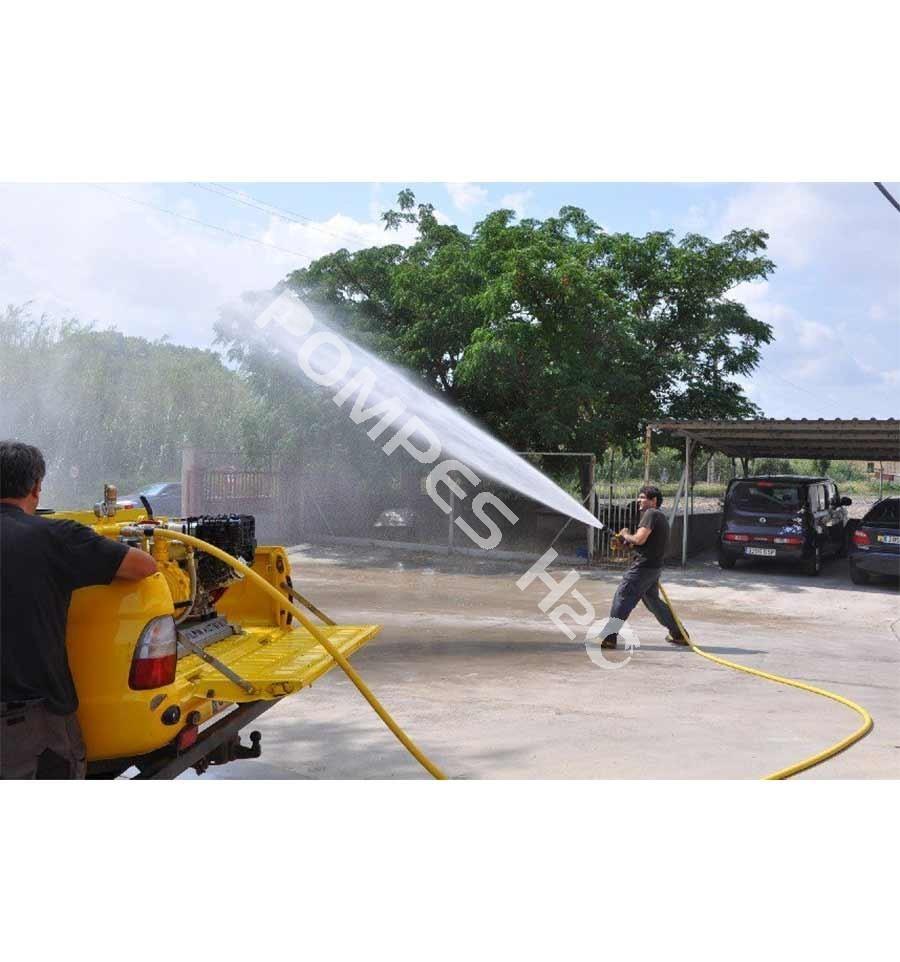 motopompe hp 13 cv v u00e9hicule incendie  pickup  s u00e9curit u00e9