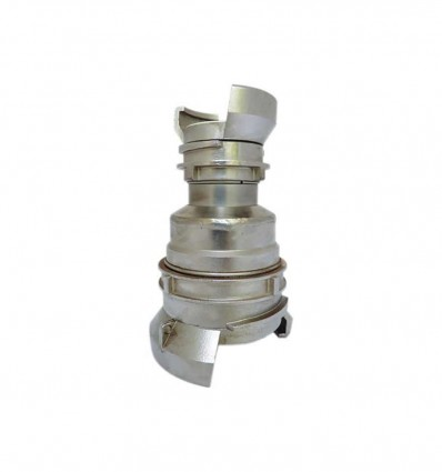 Stainless steel 316 reduced coupling with lock