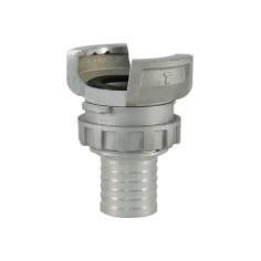 Demi raccord à douille annelée réduite DSP40 - Douille de 33, 35 et 38 mm