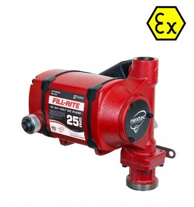 Pompe de transfert carburants Diesel, Essence, Kérosène, FILL RITE NX3205E (service continu)