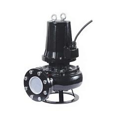 Pompe de relevage Fonte roue vortex DN100 - KV (4 pôles)