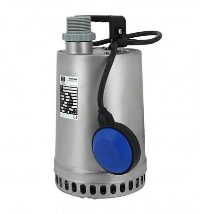 """Pompe de relevage eaux claires DR STEEL 25/2 M50 & 37/2 M50 - Refoulement 1"""" 1/4"""