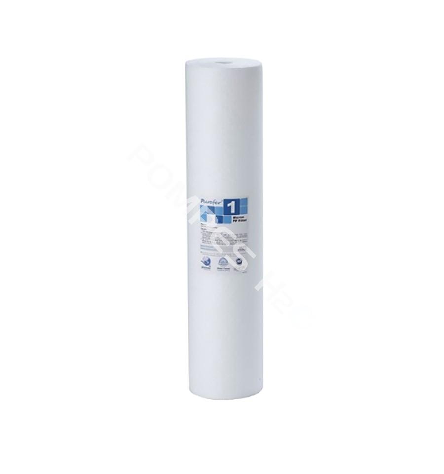 Cartouche filtrante 20 jumbo1 micron pompes h2o for Pompe filtrante