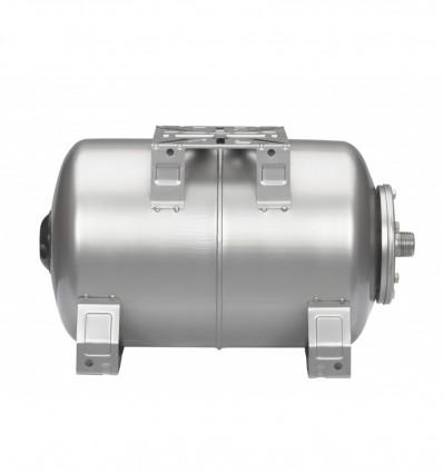 Réservoir à vessie inox 304 INOX VAREM 20 L Horizontal avec support pompe