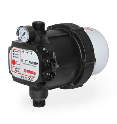 Gestionnaire de contrôle pompe avec réservoir 3L ELECTROVAREM