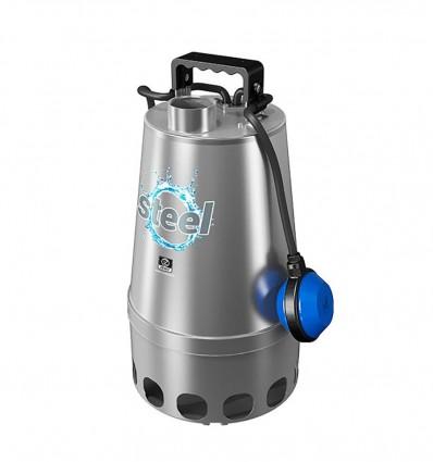 Pompe de relevage eaux usées domestique DG STEEL AUT