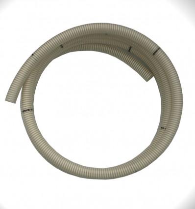 Tuyau PVC spiralé souple multi-usage Ø35 int (vendu au ml)