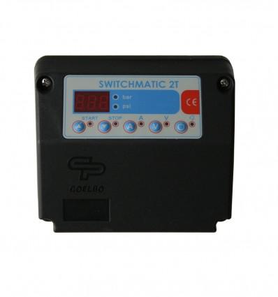 Pressostat électronique digital triphasé Switchmatic 2 T