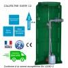 Poste de relevage eau claire ou légèrement chargée CAL40