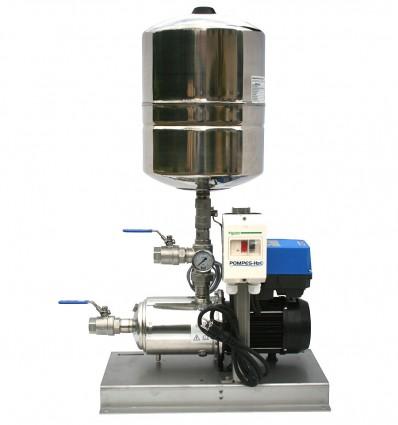 Surpresseur à vitesse variable 0 à 5 m3/h