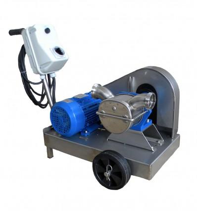 Pompe à rotor flexible à bas régime GR