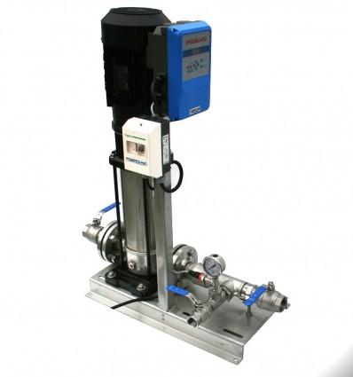 Surpresseur vertical à vitesse variable 14 m3/h