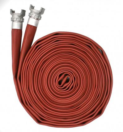 Tuyau plat incendie FIRE DSP 65/70 sertis - PS 20 bars