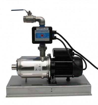 Surpresseur pompe multicellulaire Multinox 100 AUT
