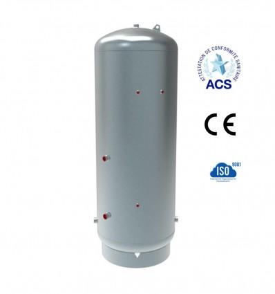 Réservoir galvanisé à chaud ACS