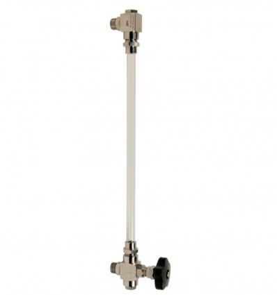 Garniture de niveau pour réservoir en inox 316