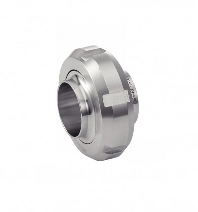 Raccord SMS complet à souder inox 316L