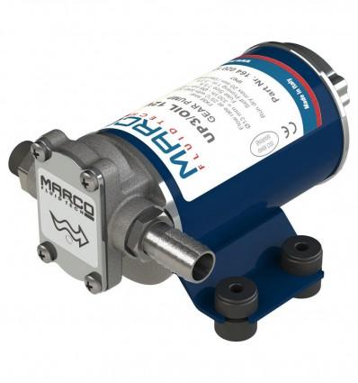 Pompe de transfert d'huile à engrenage - UP3-OIL - 20 l/h - 2 bar