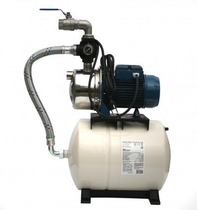 Surpresseur horizontal 24L avec pompe auto-amorçante