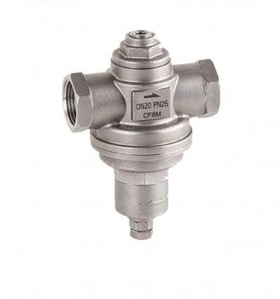 Réducteur de pression inox 316