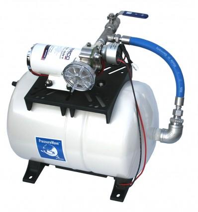 Groupe surpresseur eau 24V à vitesse variable UP6/E-20L