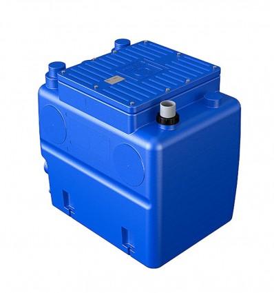 Station de relevage avec pompe broyeuse Zenit GR BLUE 150