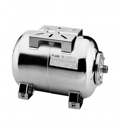 AQUASYSTEM HI-NOX horizontal bladder tank ss