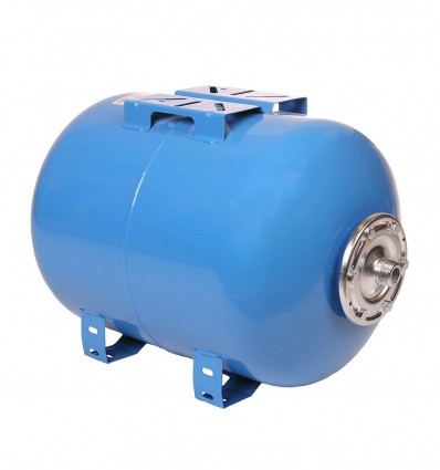 Horizontal pressure bladder tank Elbi 10 bars