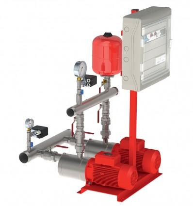 Surpresseur incendie RIA 8 ou 16 m3/h - S11-MXH
