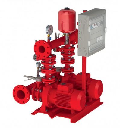 Surpresseur incendie RIA/PIA 32 à 48 m3/h