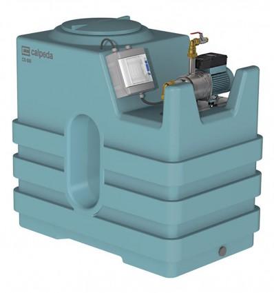 Kit de récupération eau de pluie 600L ou 1100L