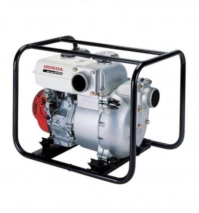 Motopompe essence eaux chargées Honda WT 30