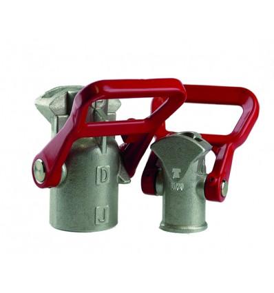 """Robinet diffuseur type """"B"""" Aluminium"""