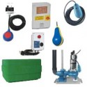 Accessories sewage pump station