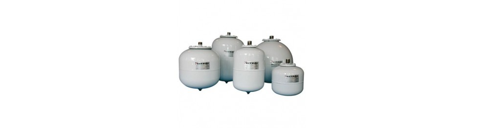 Water expansion vessel