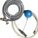 Suction & discharge kit and extension hose
