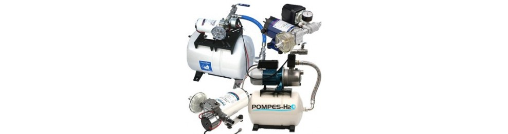 12V-24V clear water pump