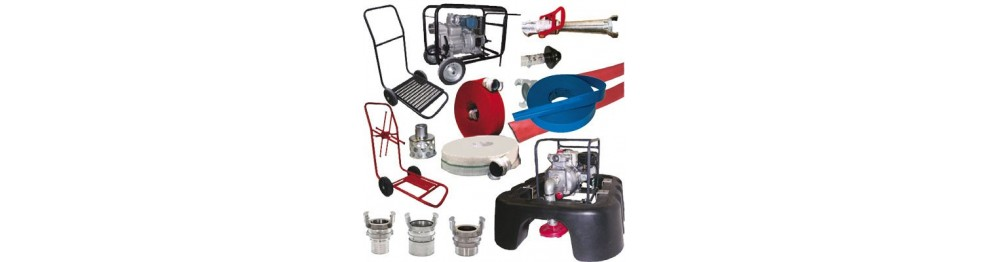 Engine driven pumps accessories