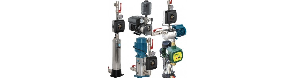 Variable speed 1 pump