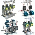 Variable speed 2 or 3 pumps