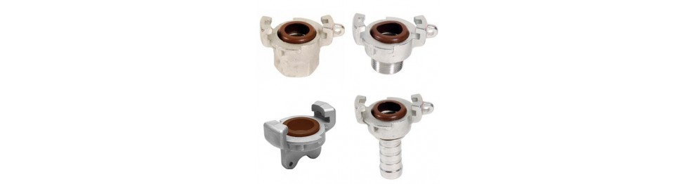 Stainless steel express fittings
