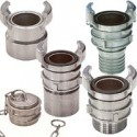 Stainless steel symmetric fittings